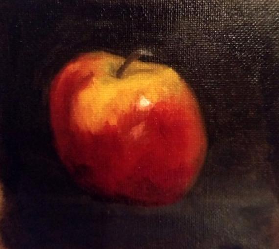Apple_allaprima